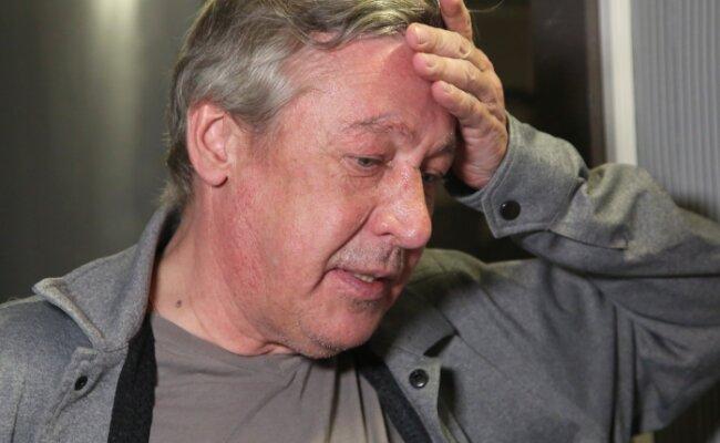 Собчак объяснила срок Ефремова провалом переговоров с Кремлем