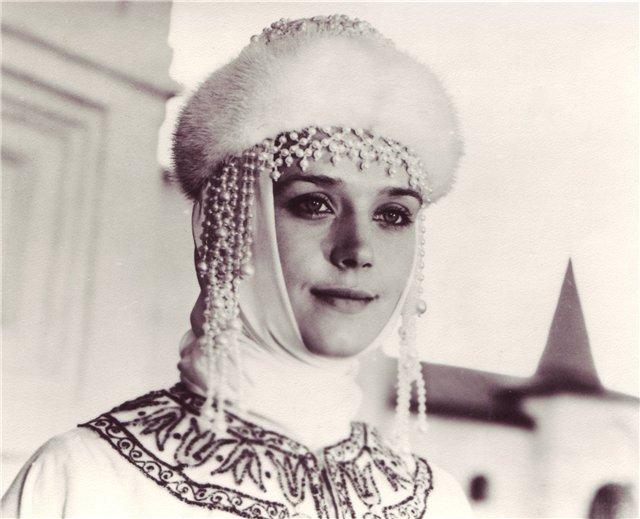 Красавицы из русских сказок, которых обожали все советские мальчишки актрисы, принцессы, русские сказки, советское кино