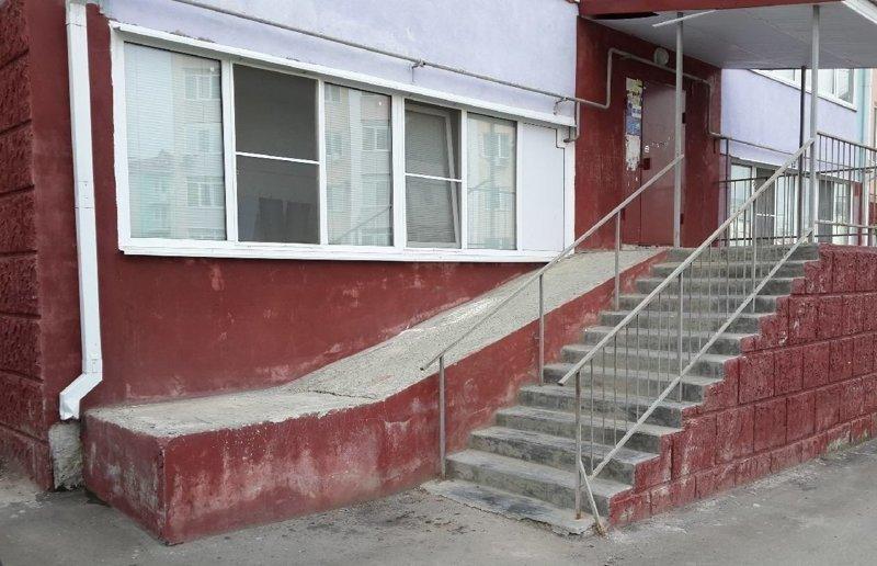 Тренируемся в прыжках с коляской Россия, забота, инвалиды, пандус, формальность, фото, юмор