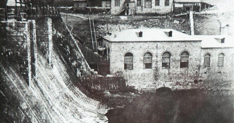 Порожская ГЭС. Старейшая гидроэлектростанция в России
