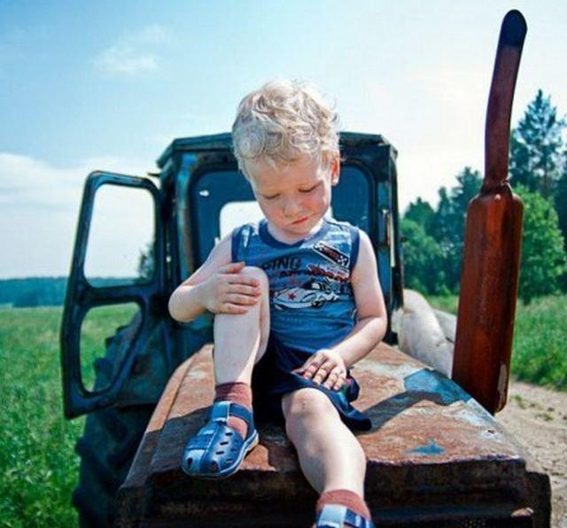 Счастливое детство без соцсетей и планшета