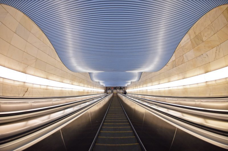 Блеск московского кольца: как выглядят новые станции метрополитена