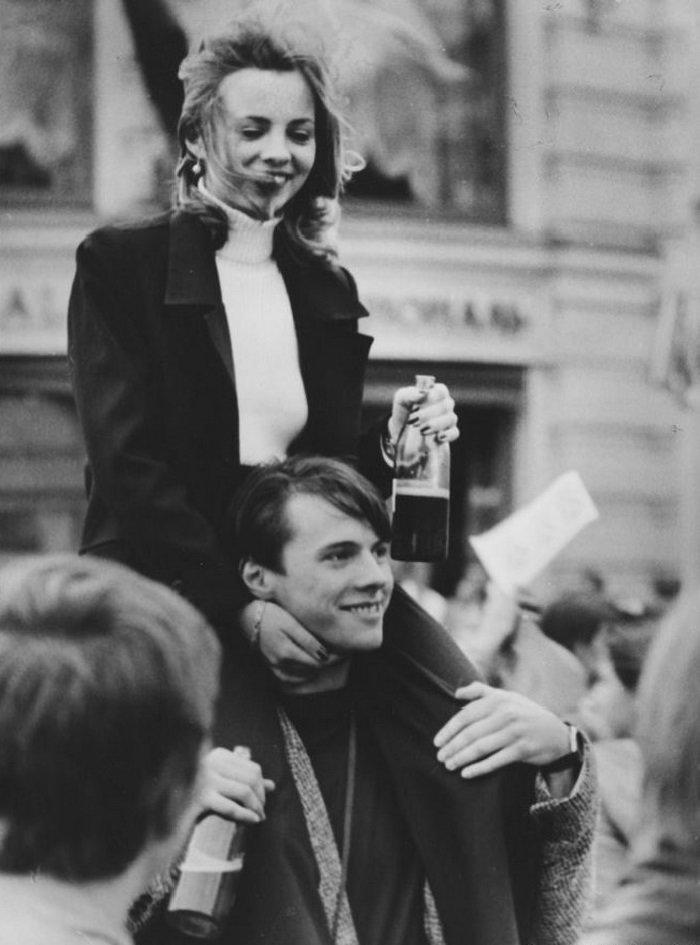 Когда шеи были крепче, 1997 год