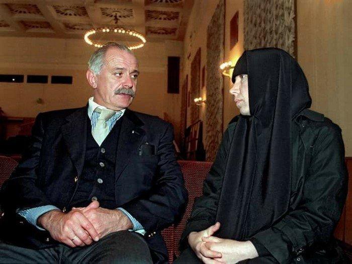 Бог устал вас любить, Никита Михалков, 1999 год