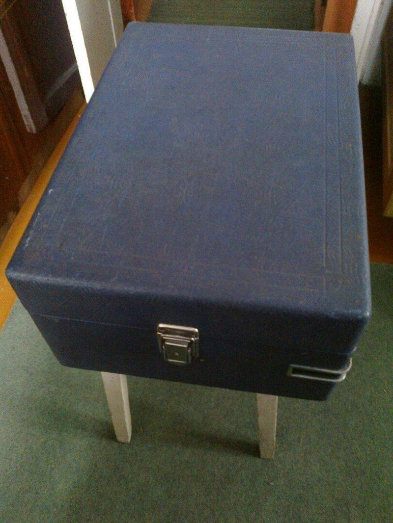 Таинственный чемоданчик...