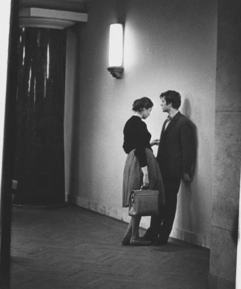 Свидания в СССР: все девушки делали это интересно, история, любовь, любовь в ссср, свидания, фото
