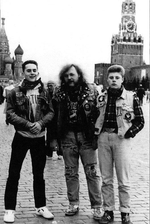 Самая дерзкая молодежь СССР: таких больше не делают интересное, история, молодёжь, ностальгия, панки, рок, ссср, фото