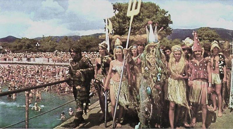 День Нептуна: праздник моряков, в который влюбились пионеры