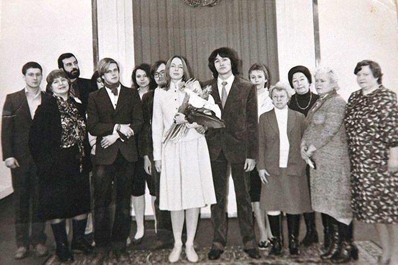 Виктор Цой и Марианна Ковалева поженились в 1984 году