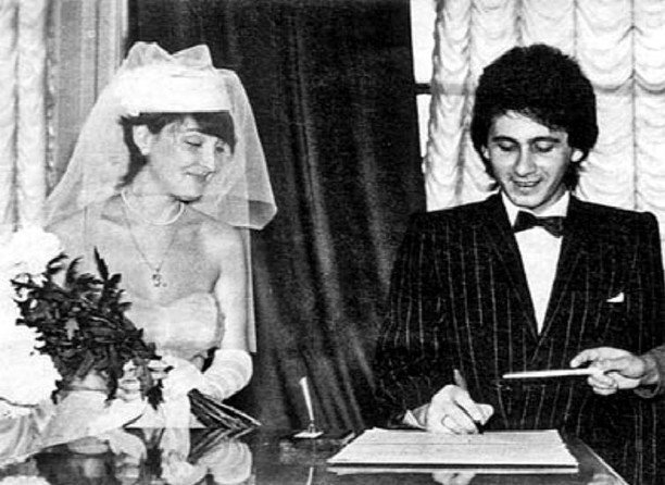 Лолита Горелик и Александр Беляев стали мужем и женой в 1985 году