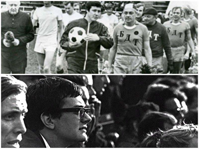 11 знаменитых актеров, влюбленных в футбол