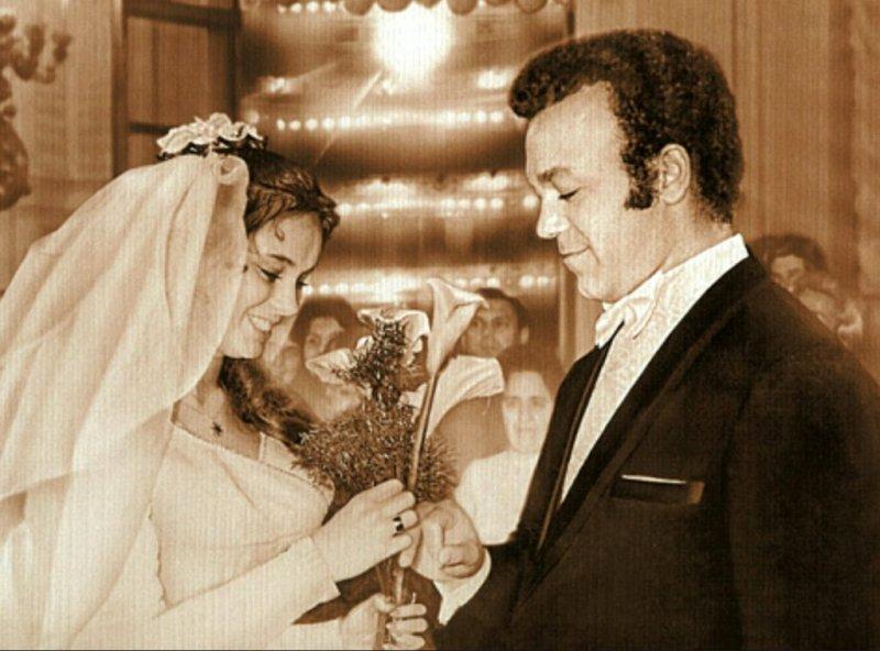 Свадебные фото советской элиты: раскрыты подробности частной жизни