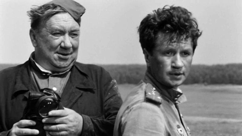 """Будни летчиков-истребителей в """"В бой идут одни «старики"""", 1973"""