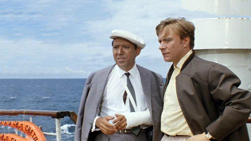 Комедия «Бриллиантовая рука», 1968