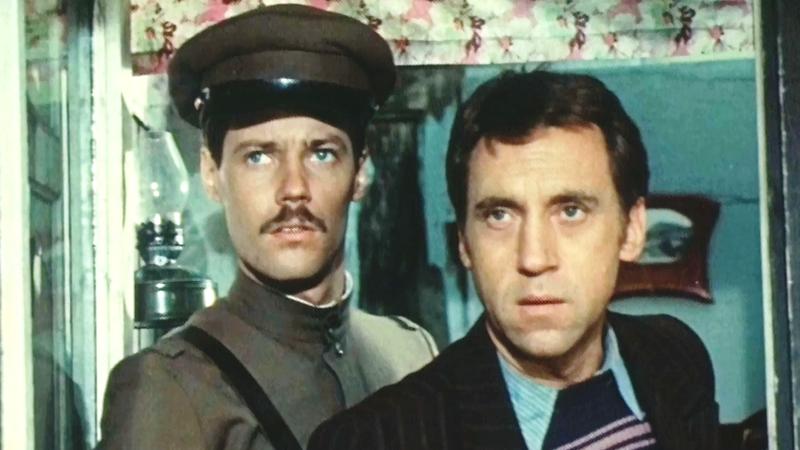 Советский сериал «Место встречи изменить нельзя», 1979