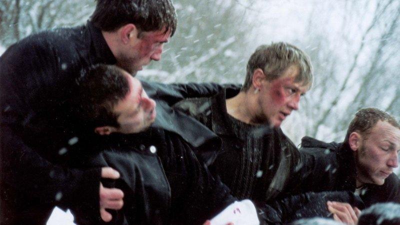 Фильм про четырех друзей «Бумер», 2003