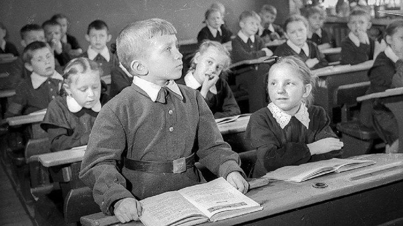 В мире советская система образования считалась одной из лучших!