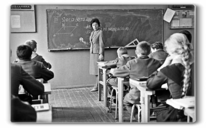 Система народного образования в СССР: учиться, учиться и еще раз учиться