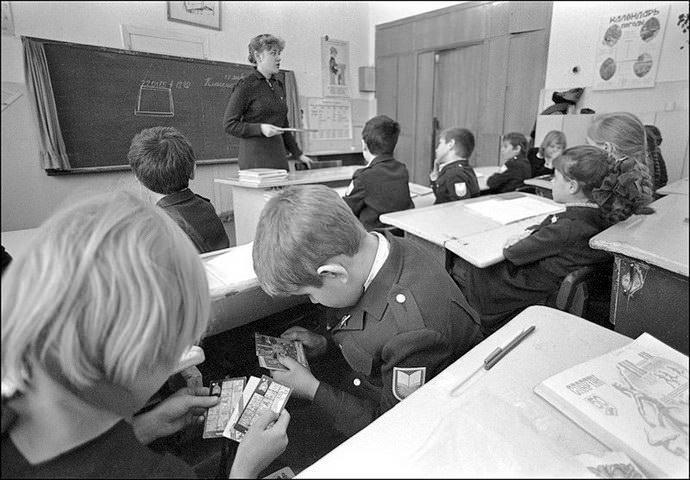 """В конце 50-х в СССР разразился """"математический бум"""""""