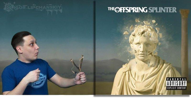 Цивилизации приходят и уходят, а варвары остаются. The Offspring, «Splinter» (2003)