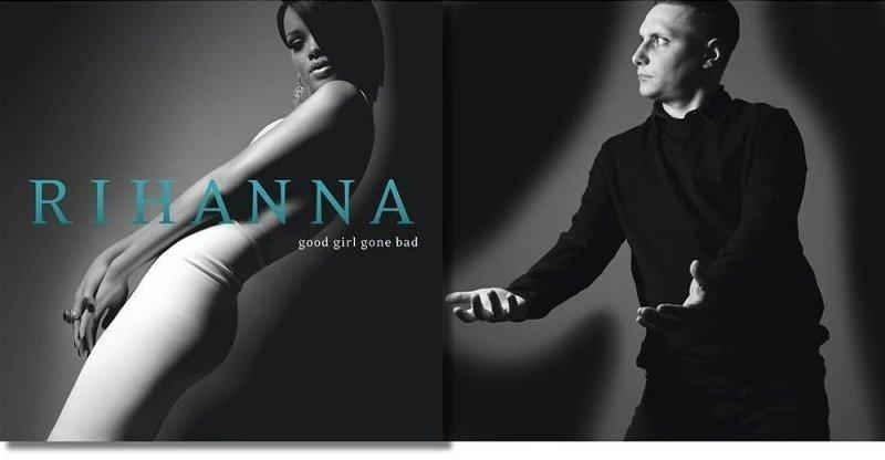 """Ах какая женщина, какая женщина, мне б такую. Rihanna, """"Good girls gone bad"""" (2007)"""
