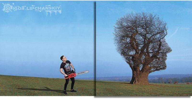 За минуту до Гринпис. Pink Floyd, «Tree of Half Life» (2003)