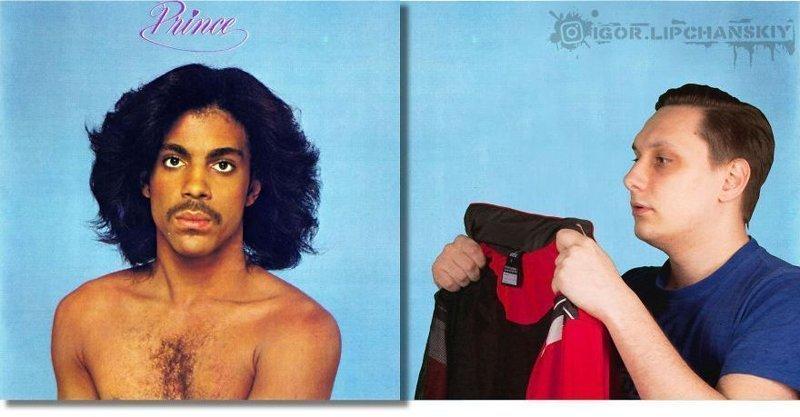 Прикрой свои бледные ноги! Prince, «Prince» (1979)