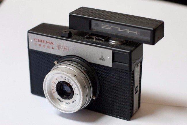 Фотоаппарат для юношества