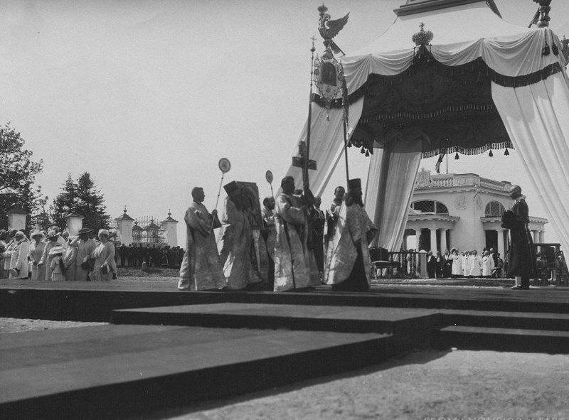 Молебен в честь 300-летия династии Романовых, 1913 год