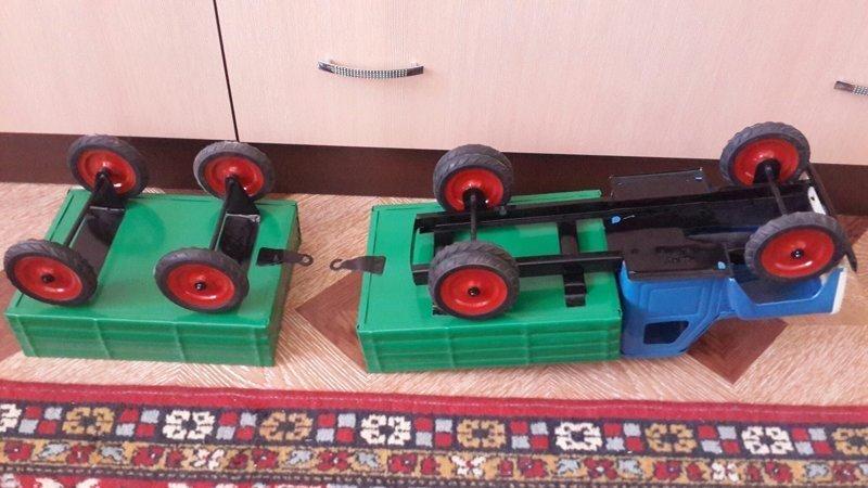 Игрушки из СССР, которые удивят современных детишек