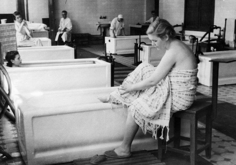 Сероводородные ванны - хороший способ оздоровиться