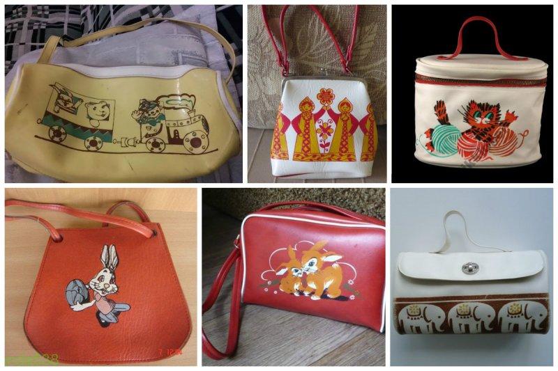 Добрые и наивные детские сумочки