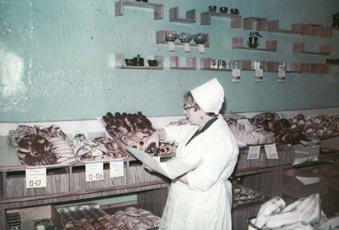 Гастрономическое изобилие в Перми за копейки, 1980 год