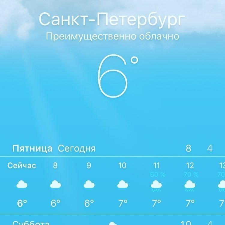 И только в Санкт-Петербурге все стабильно