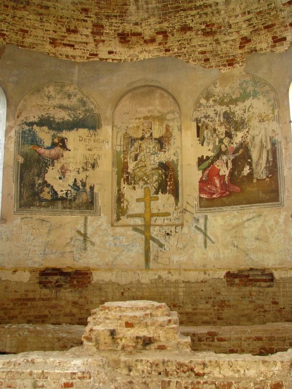 Молчаливые свидетели истории - заброшенные церкви России