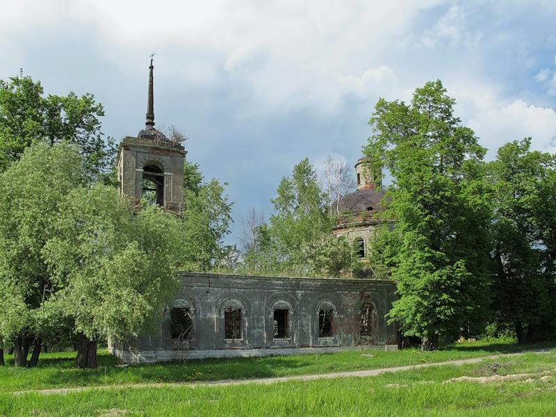 Рождественская церковь, Рязанская область