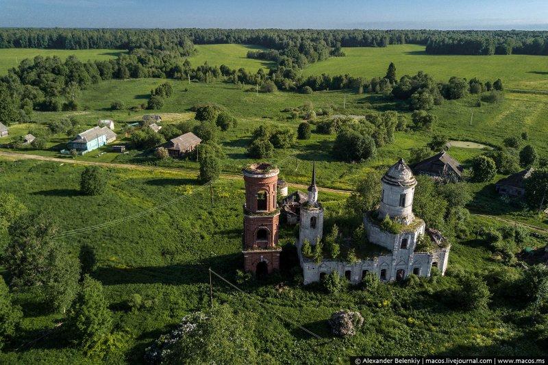 Церковь Константина и Елены, Тверская область
