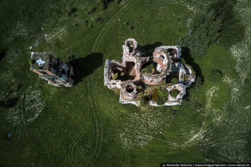 Пятиглавая Скорбященская церковь, Тверская область