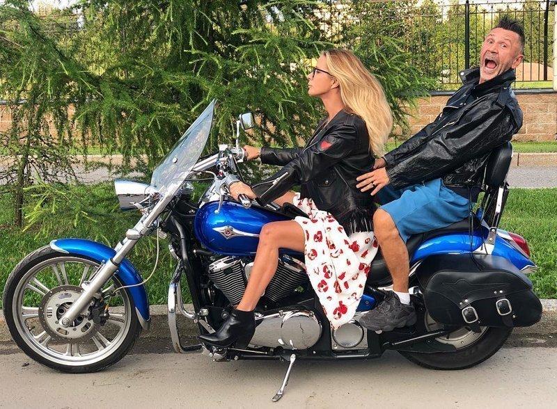 Но Оксана уже занята, ее муж - олигарх Арчил Геловани