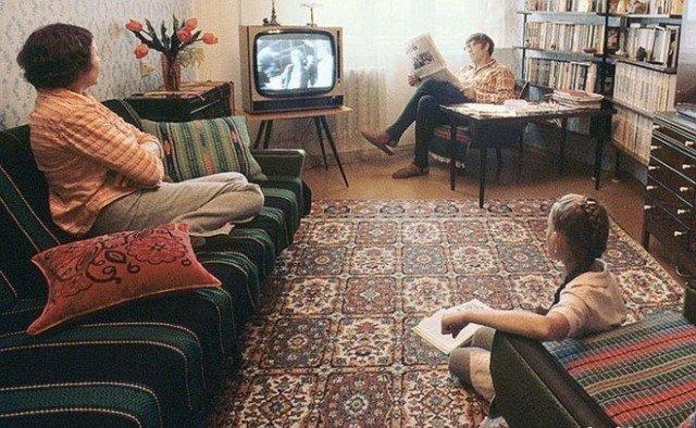 Гвоздь сезона - телевизор