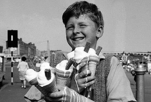 Советского мороженого всегда было много!