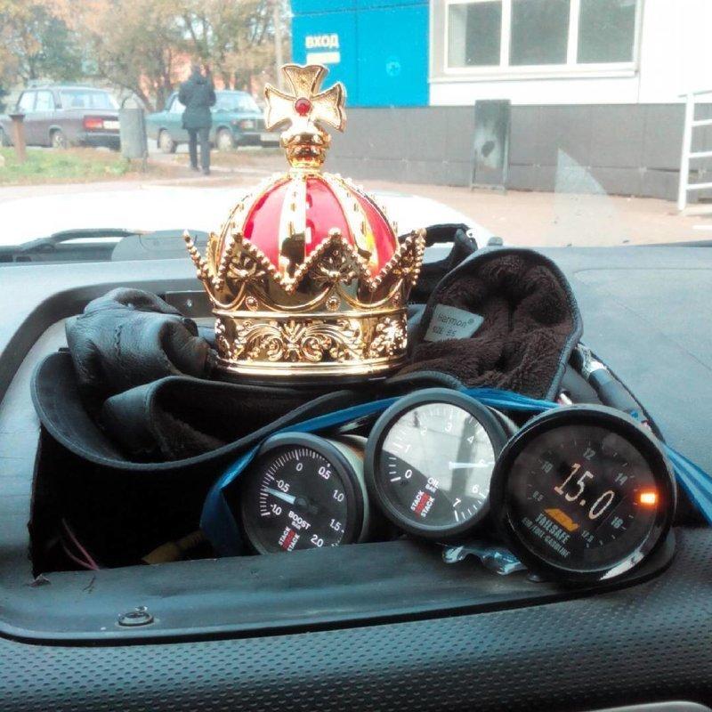 Машина-царь