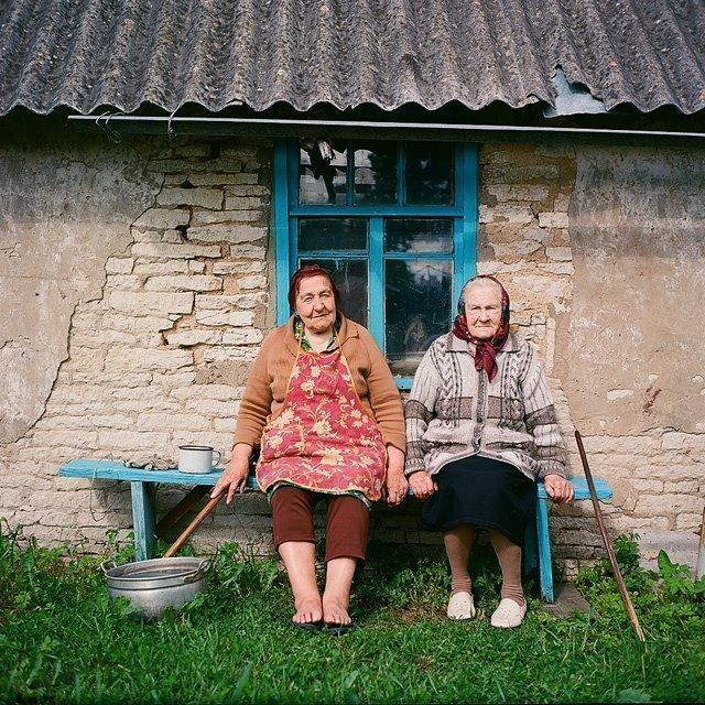 Неразлучные подруги - Ульяна и Екатерина