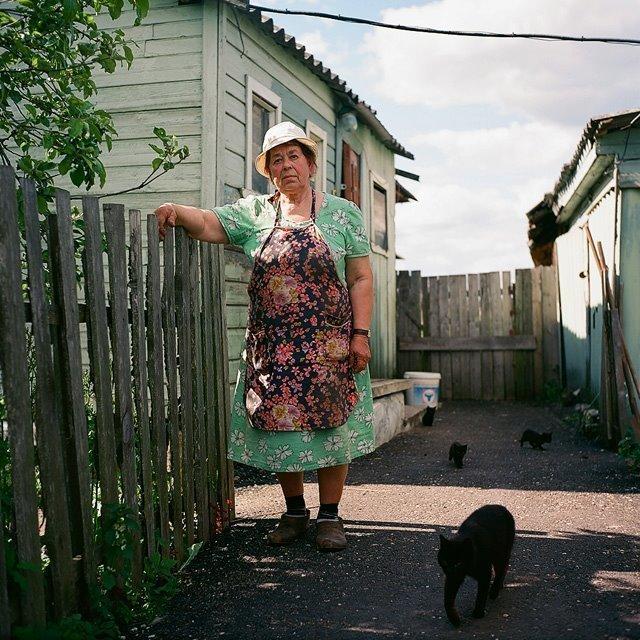 Нина Ивановна еще молодая