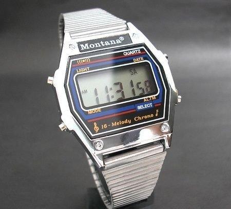 Электронные часы для точного времени