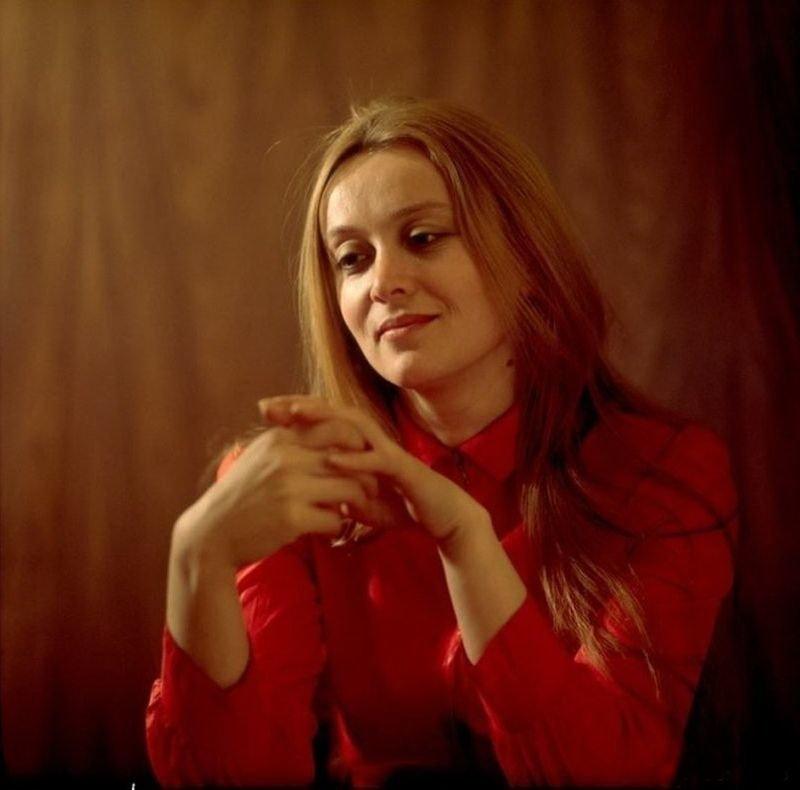 9. Маргарита Терехова, таинственная незнакомка
