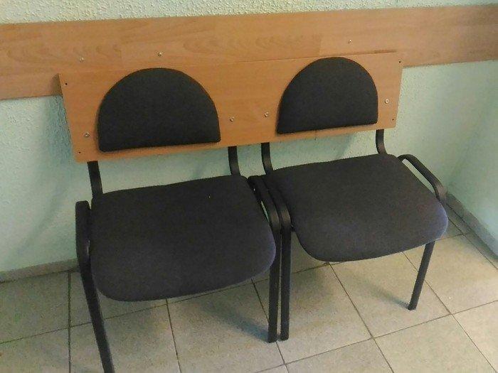 Нано-гибрид лавки и стульев