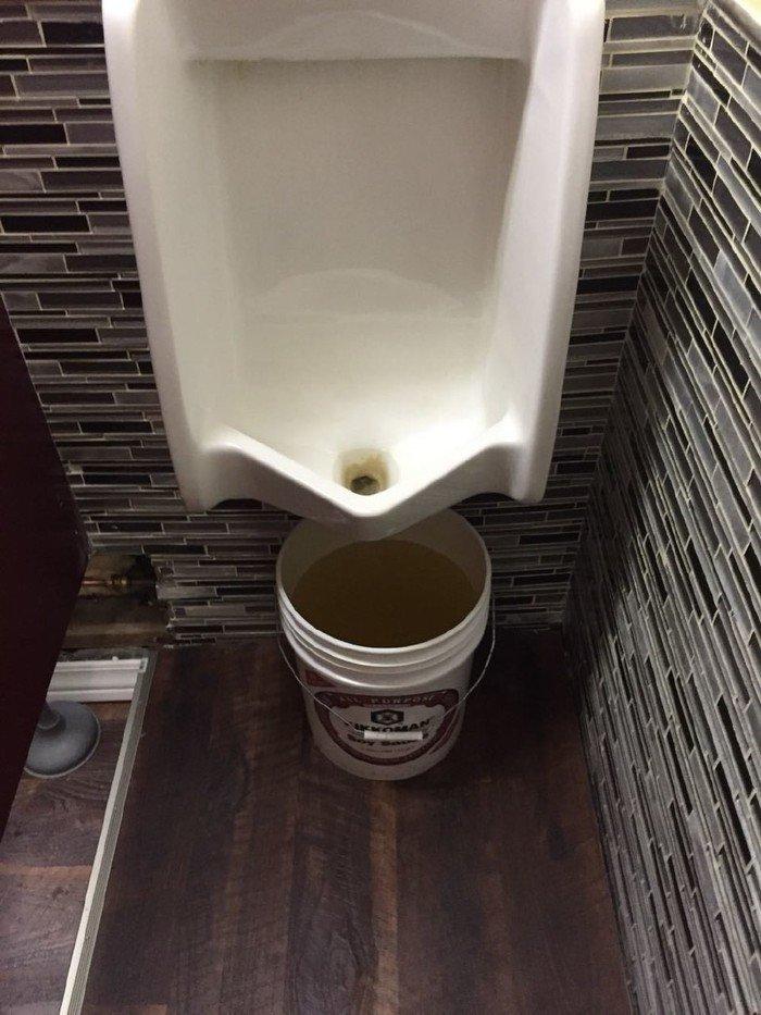 А вот инновационная канализация пользуется популярностью