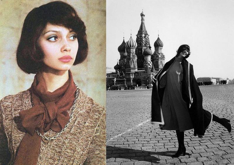 Елена Метелкина, советская инопланетянка