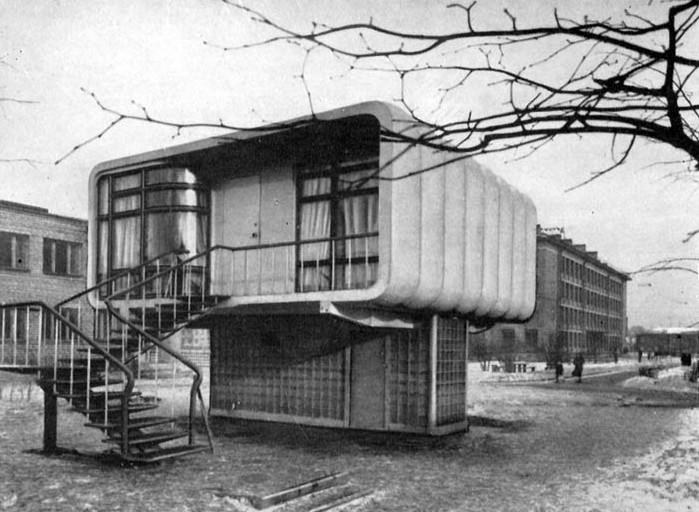 Домик располагался на Торжковской улице, до наших дней он не сохранился